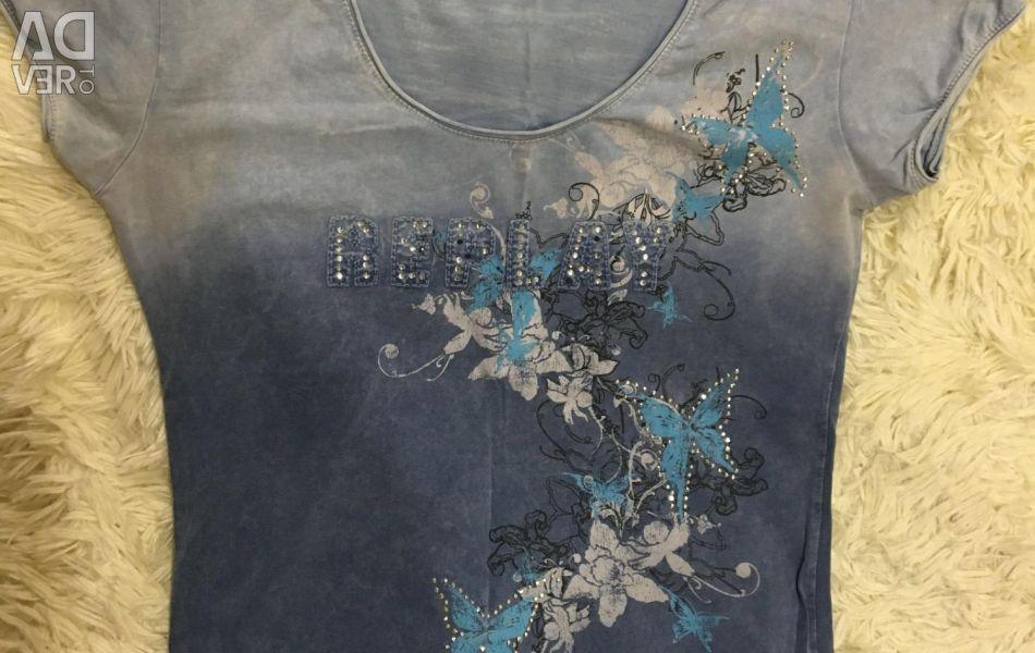 T-shirt για γυναίκες μεγέθους 48-50