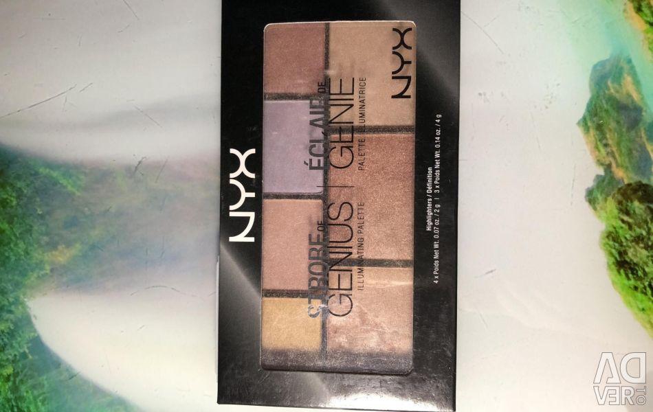 Palette nyx new markdown !!!