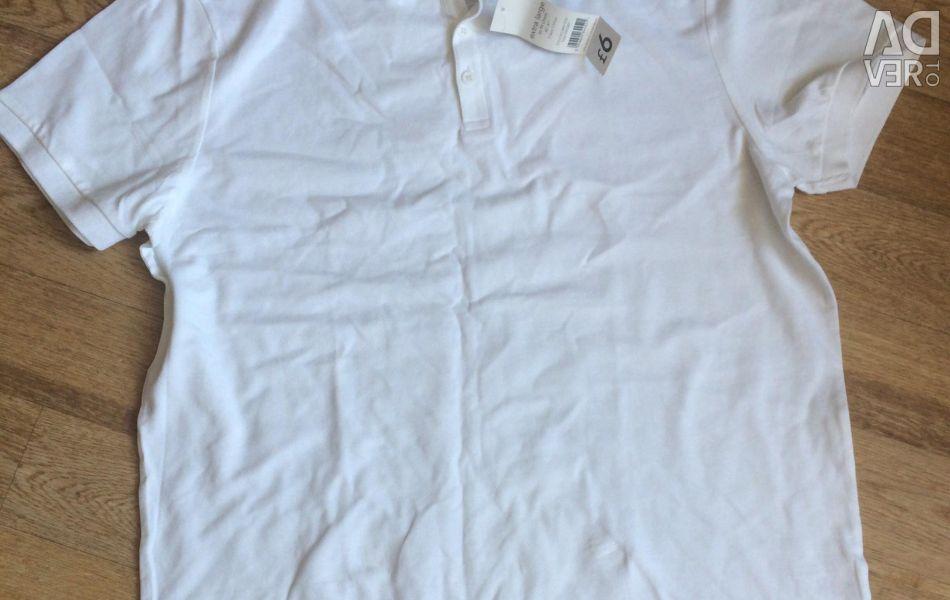 Μάρκα T-shirt με μέγεθος 54