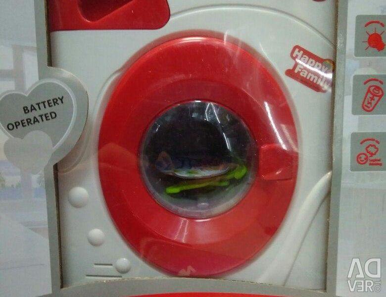Mașina de spălat jucărie spb în spb