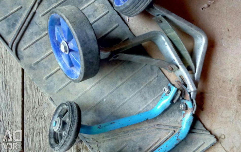 Wheels for children's bike