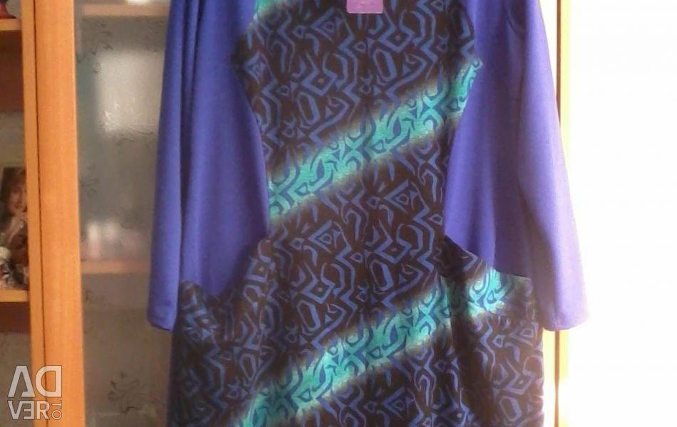 Нове фірм. плаття, 60-62 р., ТМ Queensize