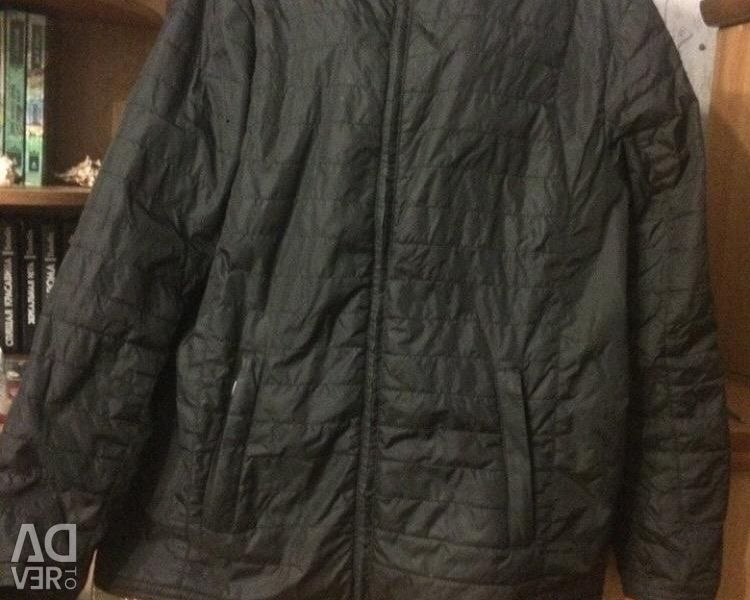 Jacket fall-spring to 58r