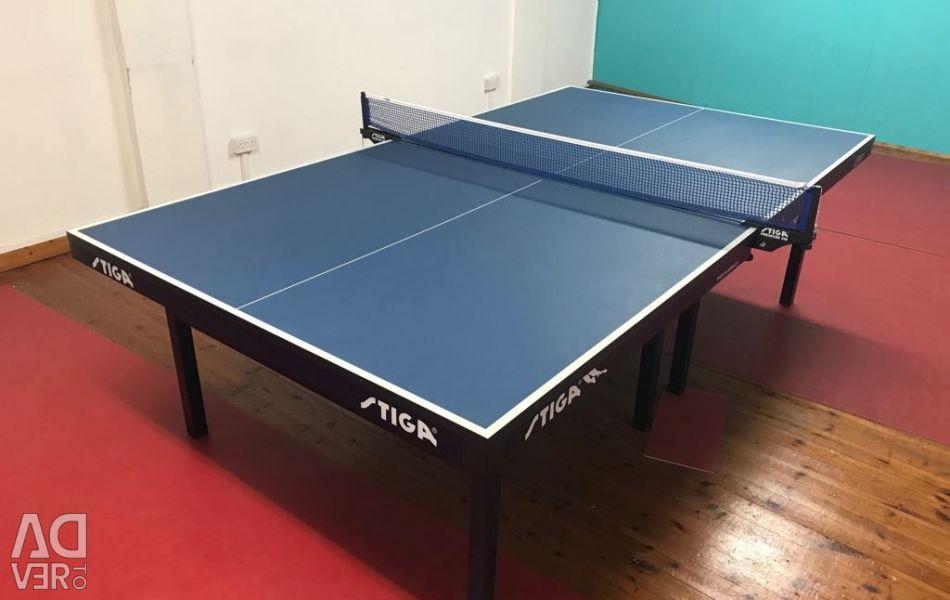 Τραπεζι ping pong