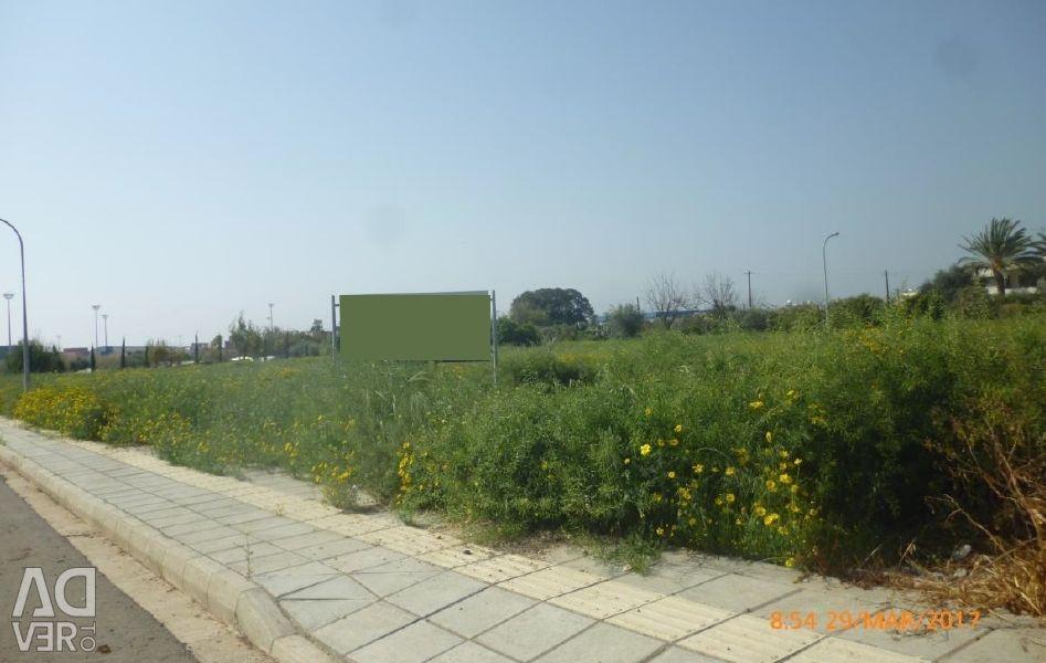 Plot in Zakaki,Limassol