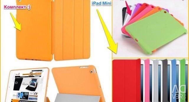 Smart Cover + Bara de protecție pentru iPad Mini 1-2-3-4