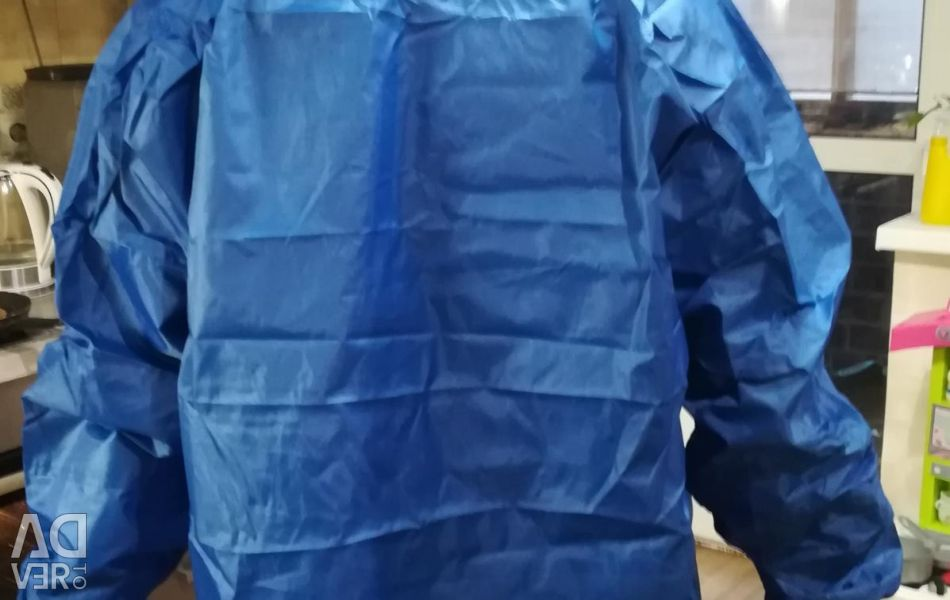 Raincoat. New. Size is universal