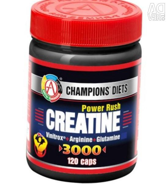 Креатин CREATINE Power Rush 3000