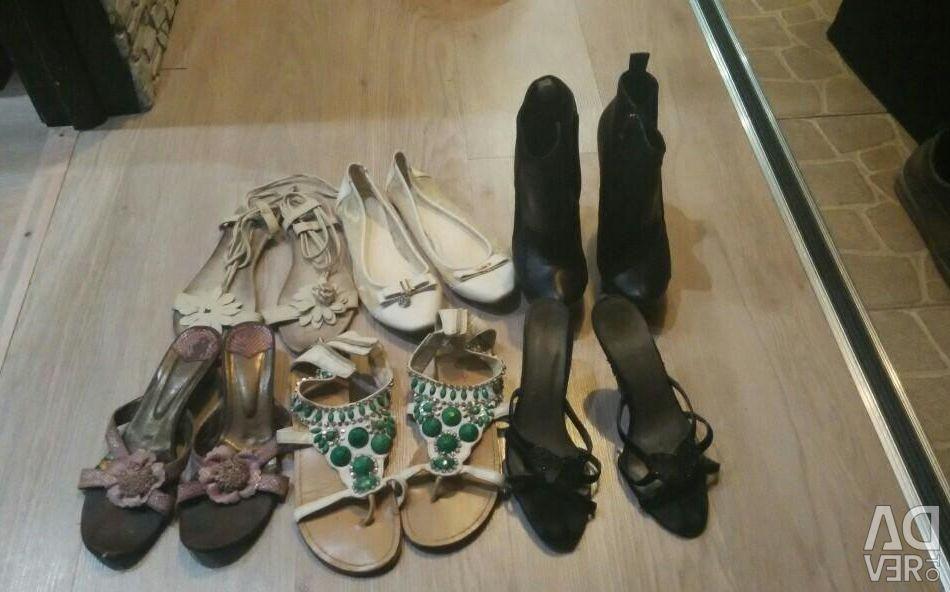 Female footwear 37