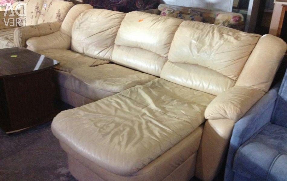 Corner sofa bu