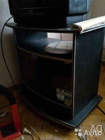 Bedside table for TV