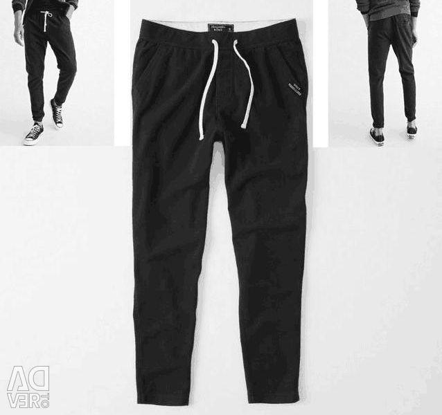 Abercrombie & Fitch bărbați pantaloni sport