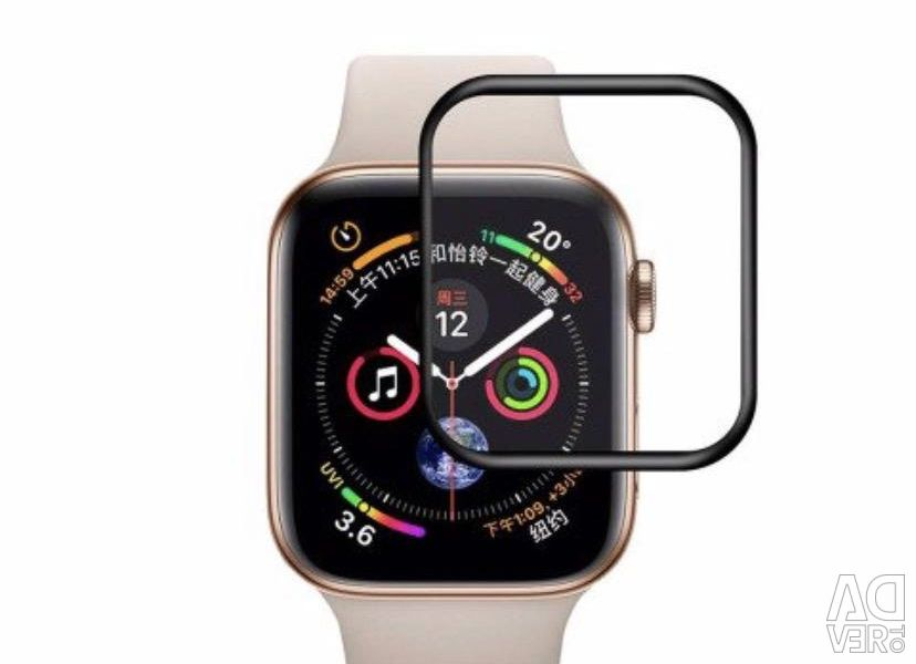 ✅Protecție de sticlă pe toate modelele Apple Watch