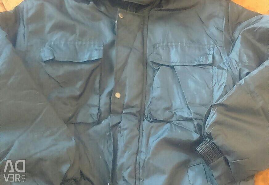 Спец куртка охоронця