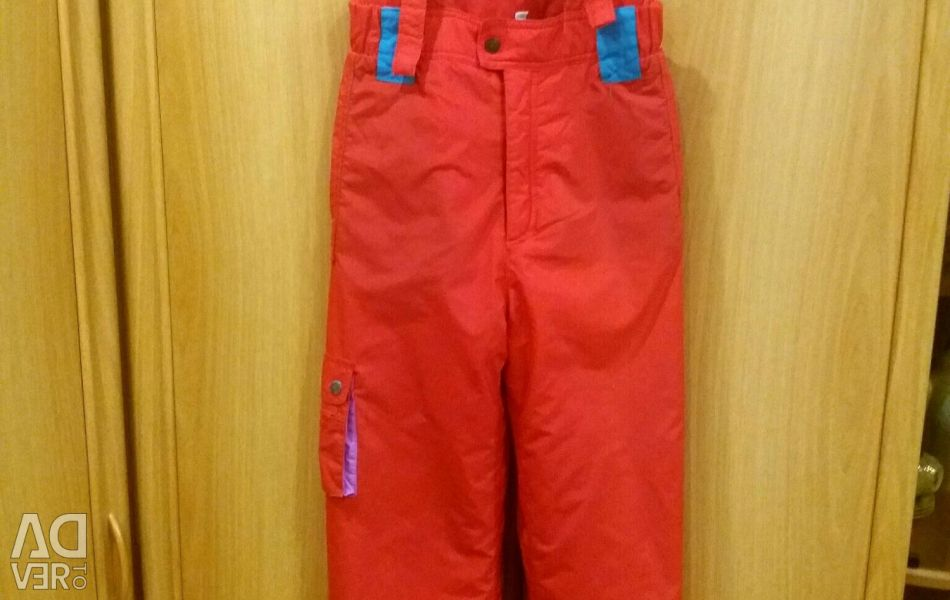 Winter pants (new)