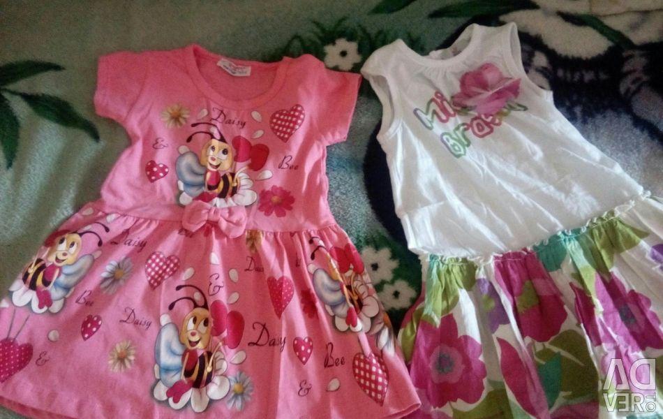 Summer new dresses