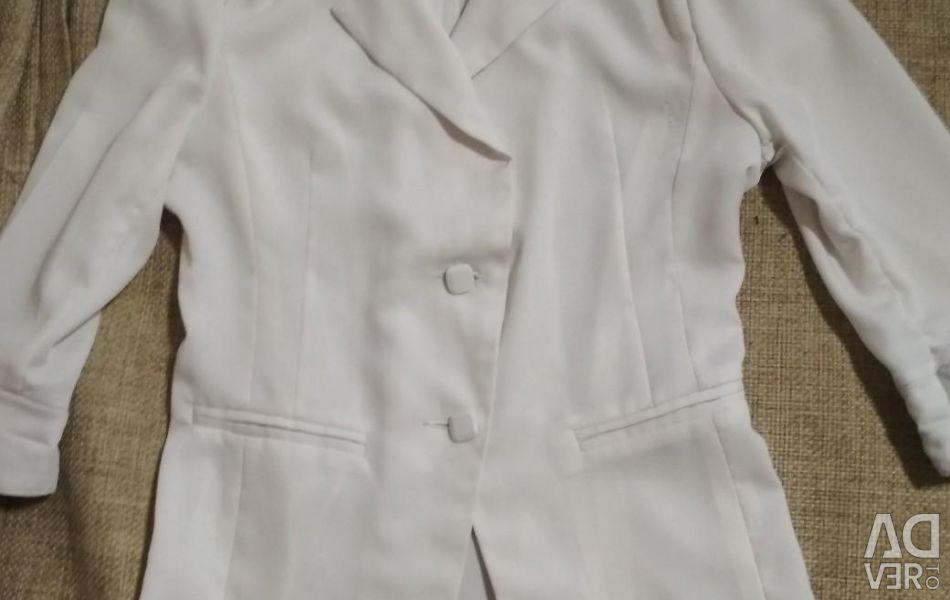 Lightweight female jacket