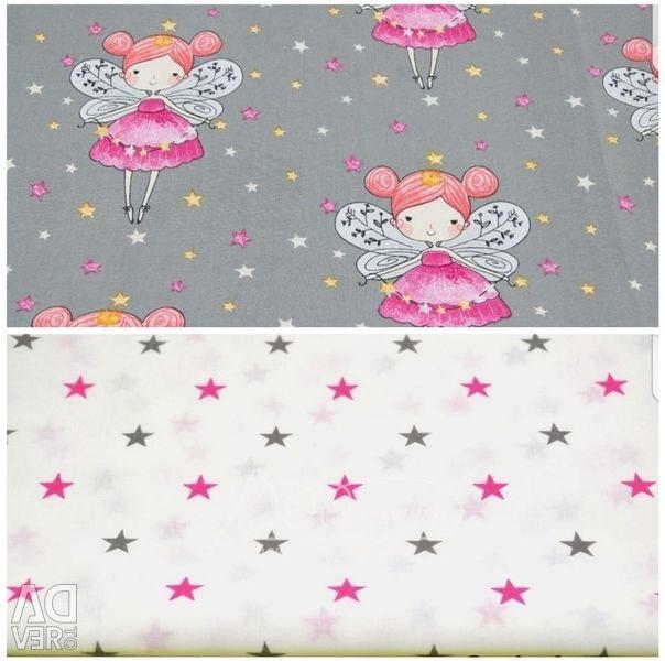 Fabric cotton Poland