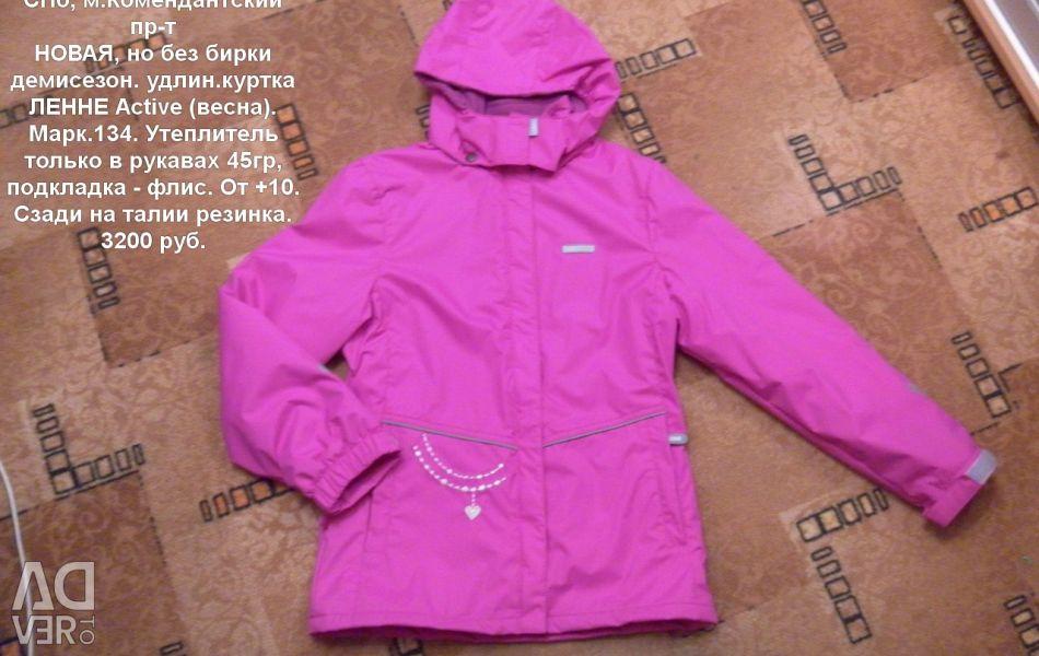 Ceket LENN markası.134