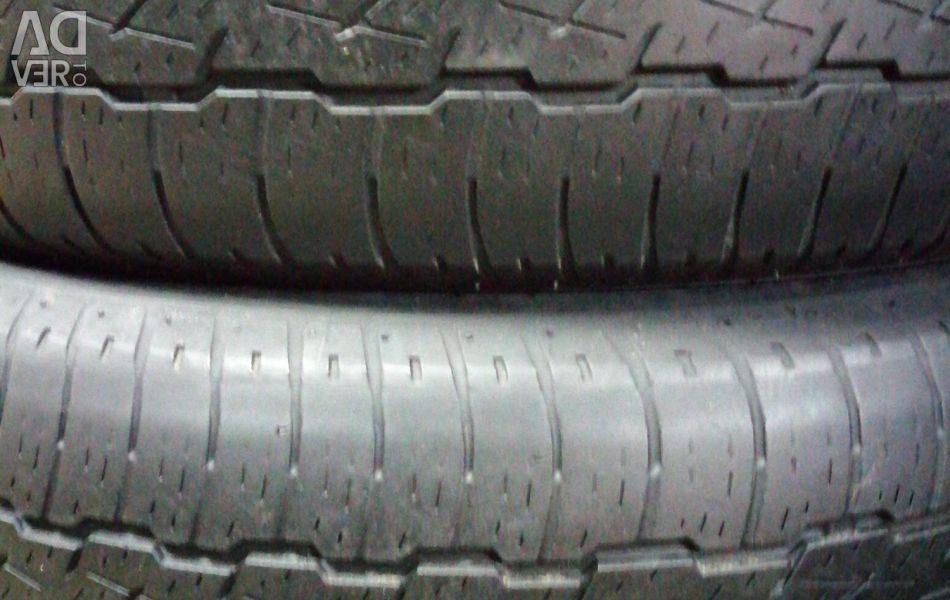 225/65 R17 ζευγάρι Bridgestone
