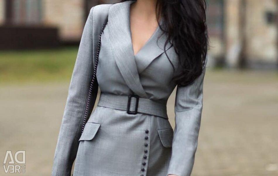 Rochie cu curea