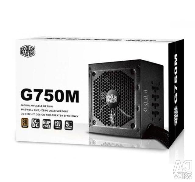 Yeni Güç Kaynağı Soğutucu Master G750M