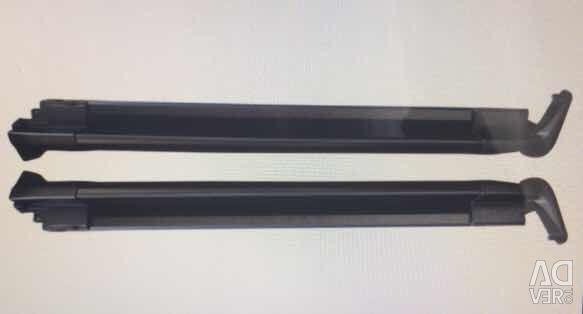 Thresholds for Honda Srv 3 Honda CR-V 3