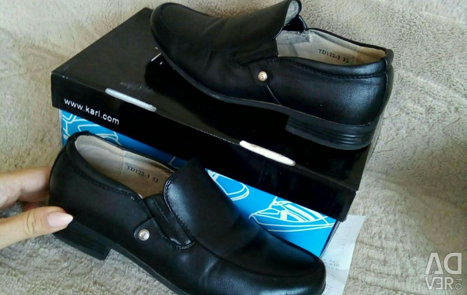 Shoes for school