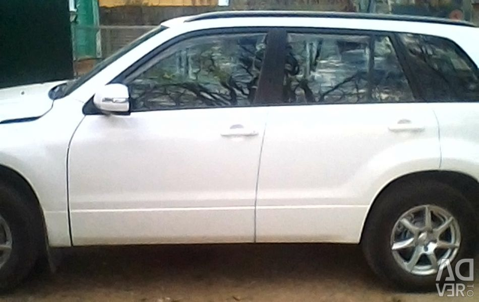 Selling almost a new car