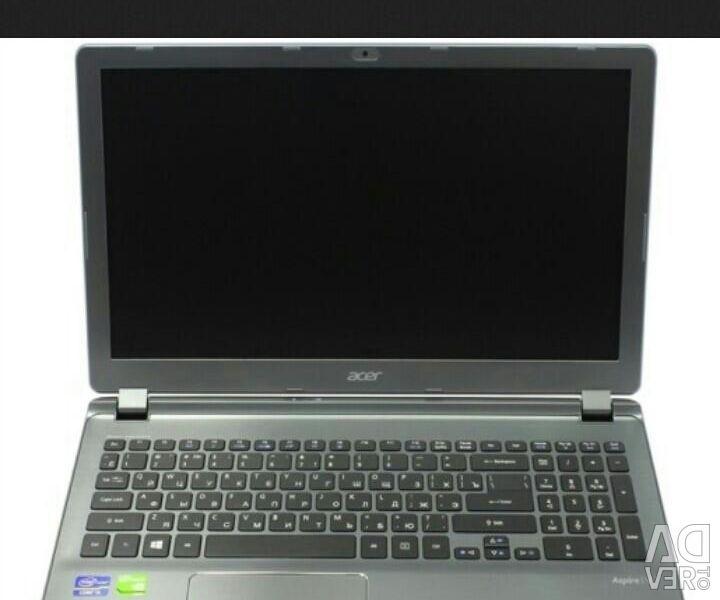 Легкий игровой Acer V5 i7 6Gb 500Gb GT750M 4+4Gb