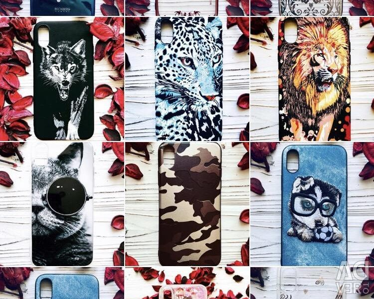 Acoperă pentru Luxo, Beckberg, Nimmy pentru iPhone X, XS