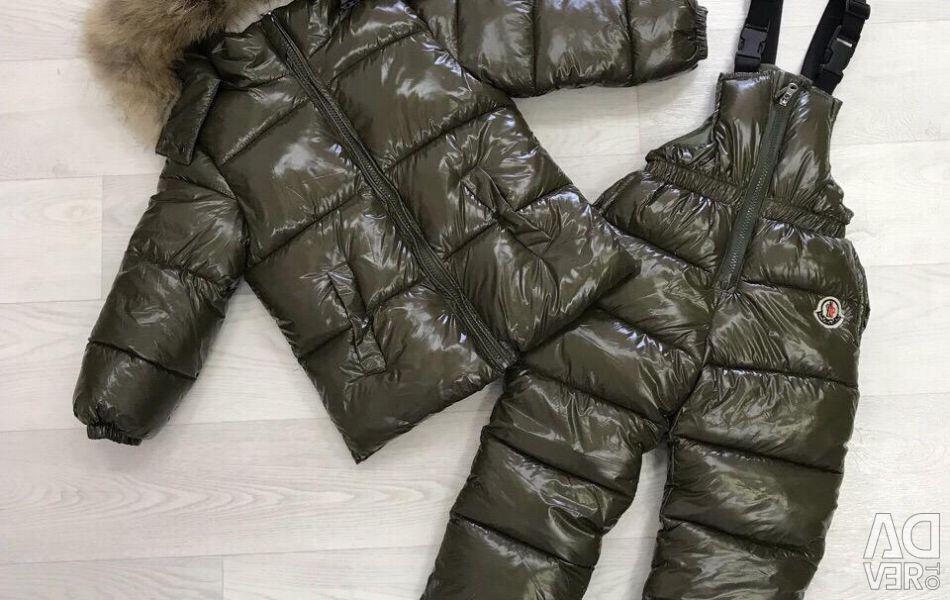Moncler κοστούμι το χειμώνα holofiber
