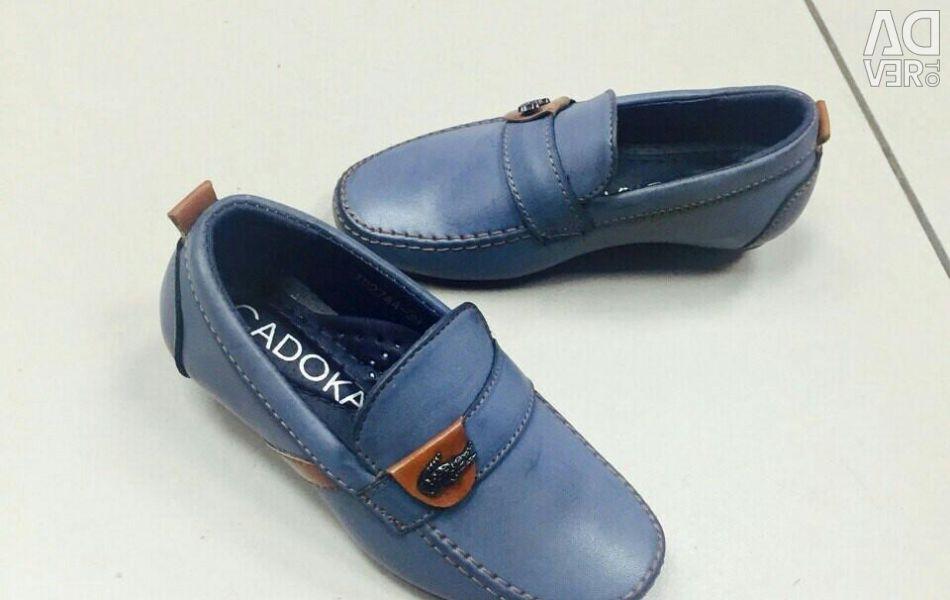 New moccasins