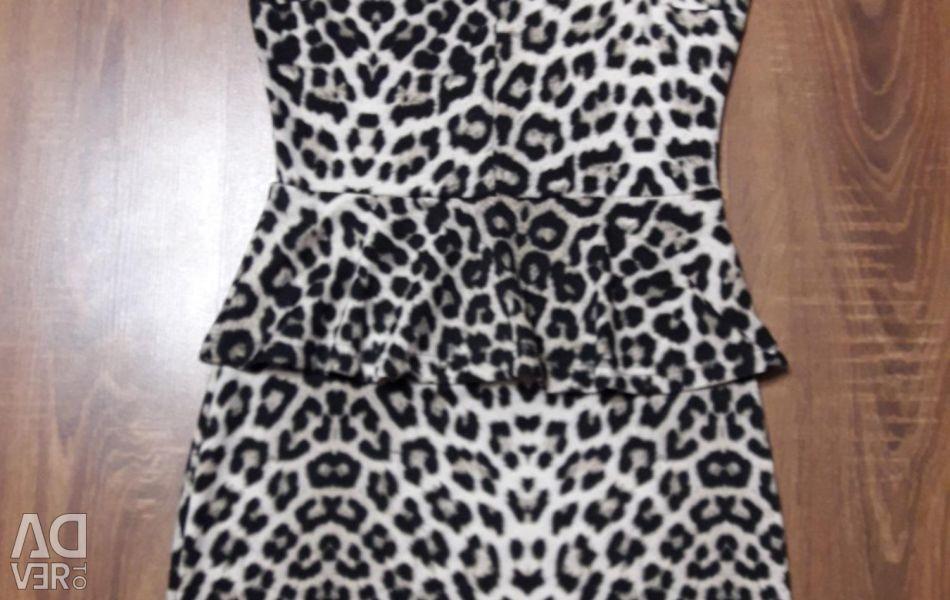 Φόρεμα με βασκική Inciti