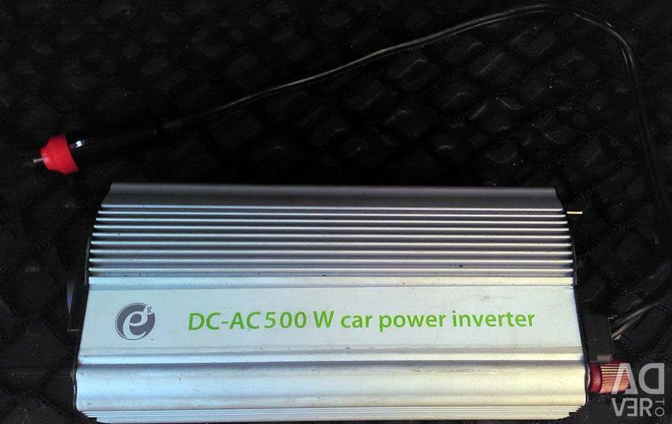 Inverter auto Converter eg pwc 003 500W