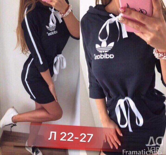 Спортивне плаття, нове, 44-46