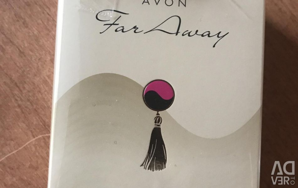 Perfume Avon far away new