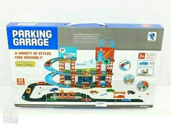 3-level parking