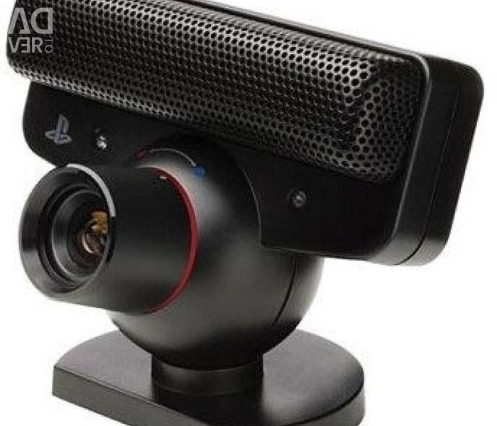 Sony ps3 eye camera genuine together with eye create in perfect condition