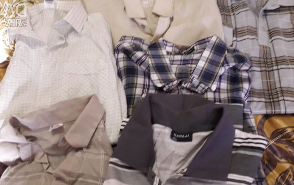 Men's clothing package