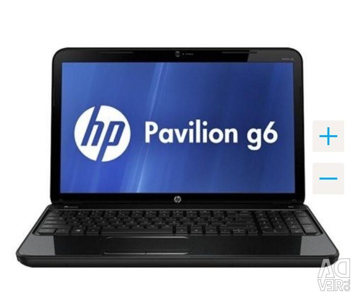 HP g6 A8-4500m 4x2800mhz 6GB hd7640 dvd χορωδία comp