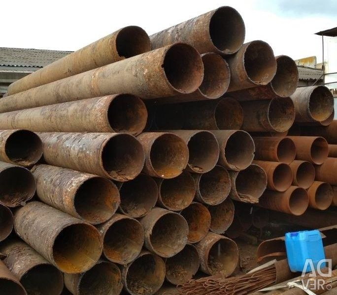 Pipe for various constructions 219х9