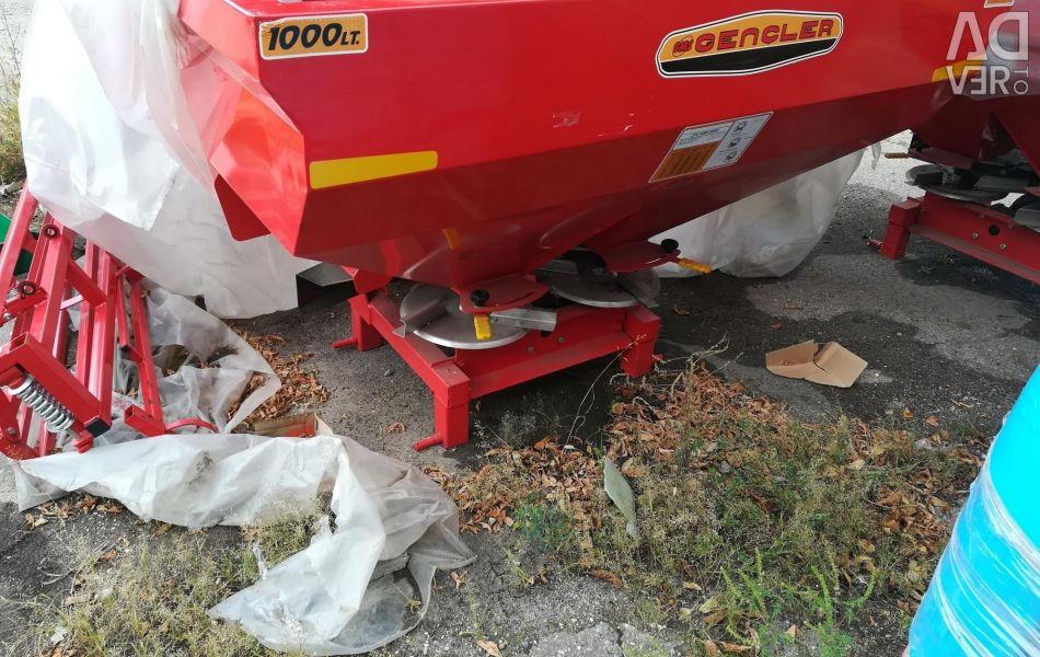 Fertilizer spreader 800l Turkey