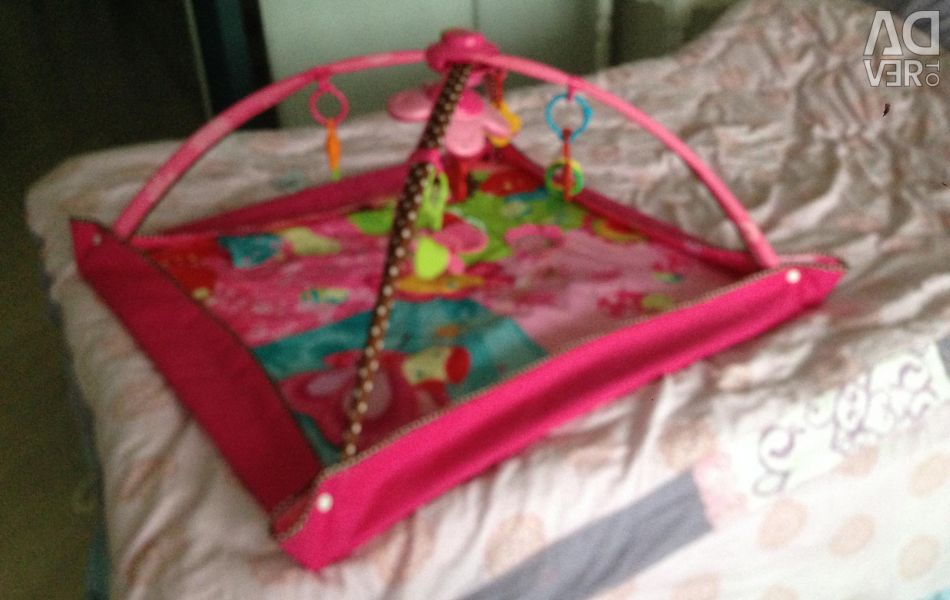 The developing musical rug 3 in 1 TINNY LOVE