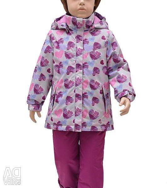 Children's suit spring