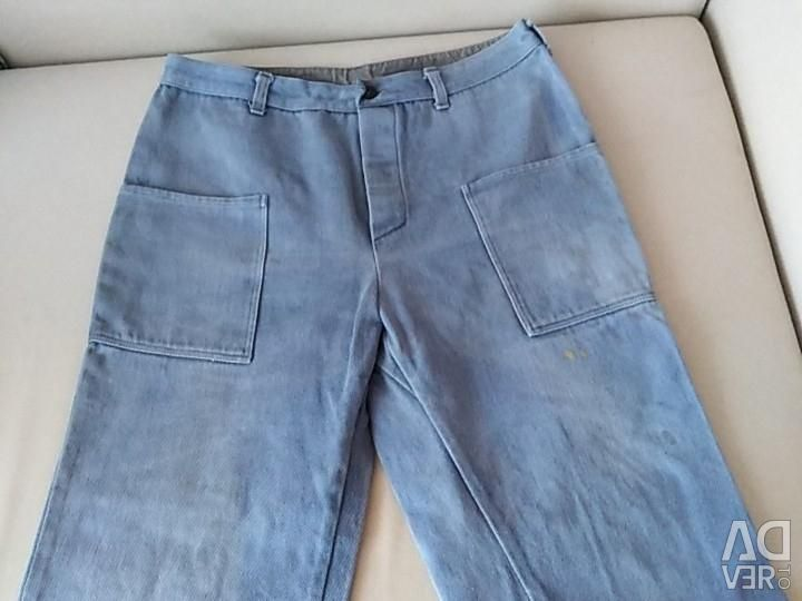 Working trousers p 50