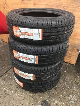 205 55 16 TIRES SET DEFINITI HP600 ALL SEASON NEW