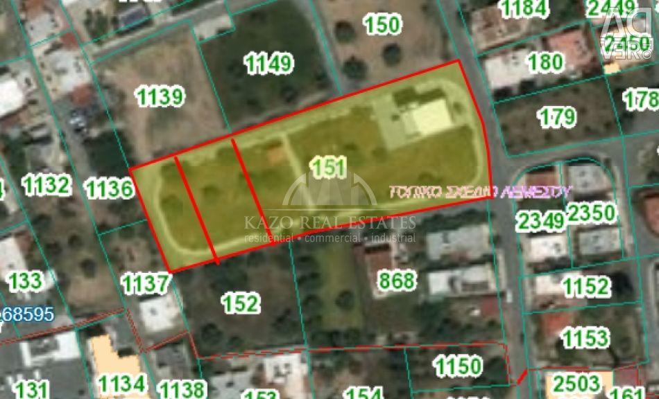 Plot Residential in Ypsonas Limassol