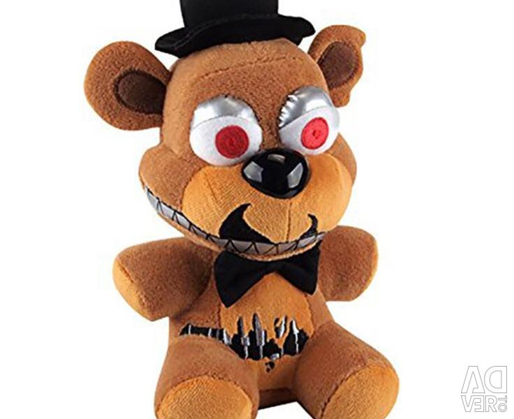 Freddy Five Night At Freddy Плюшевый