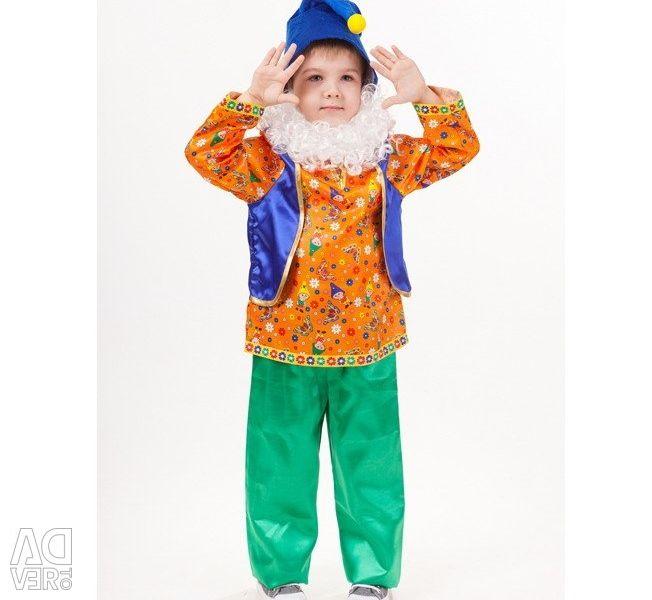 New Year's Gnome costume